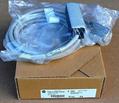 New 1492-ACABLE025Z Allen-Bradley Prewired 1756-IR6I RTD Module Cable.