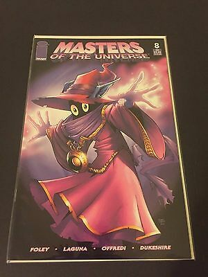 Masters of the Universe (2004 3rd Series) #8 Image Comics He-Man