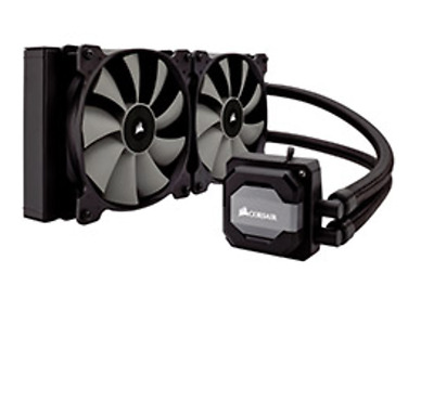 NEW Corsair Hydro Series H110i 280mm Liquid CPU Cooler