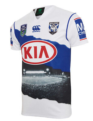 Authentic Canterbury Bulldogs 2017 Kid's Auckland 9's Jersey