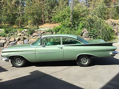 1959 Chevrolet Biscayne 2 Door Sedan 1959 Chevrolet Biscayne 2 Door Sedan