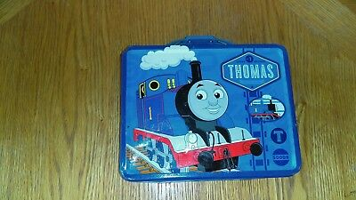 2011 Thomas The Tank Engine & Friends Metal Lunch Box