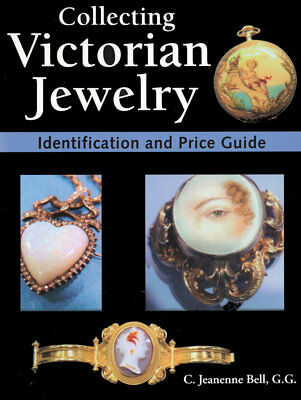 COLLECTING VICTORIAN JEWELRY, Id & Price Guide, New, (Jewellery) 0873496736