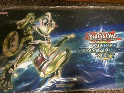 YuGiOh! OTS World Championship Celebration 2017 Mat - Juno the Celestial Goddess