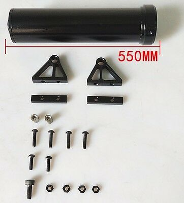 1/14 Scale Truck Hydraulic Dump Telescopic Cylinder Right Angle Dump Tank Angle