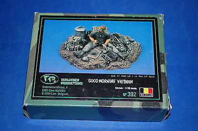 "Verlinden Productions 392 - ""Good Morning"" Vietnam  scala 1/35"