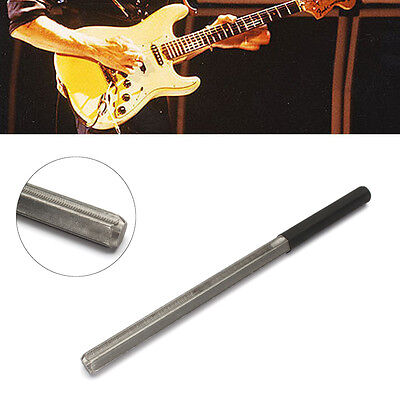 Quality Guitar Fret Crowning File Dressing File with 3 Size edges Luthier Tool