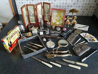Collection of Unusual Antiques