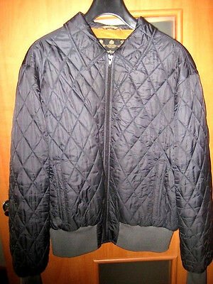 BARBOUR Quilted Jacket SIZE M - Waxed