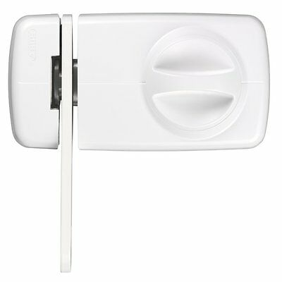 ABUS Additional door lock 7030 in Various Colours