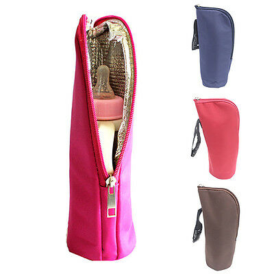 Portable Travel Baby Feeding Bottle Cooler Warmer Storage Carrier Bags Outdoors