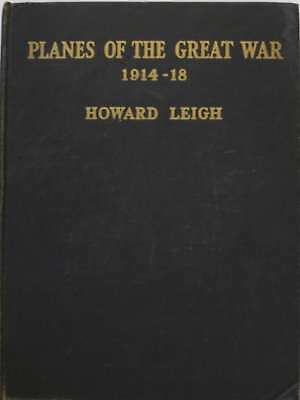 Planes of the Great War, Leigh, Howard, Good Book