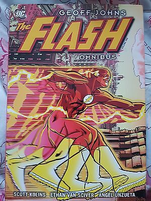 DC Comics The Flash Omnibus Vol 1  Geoff Johns