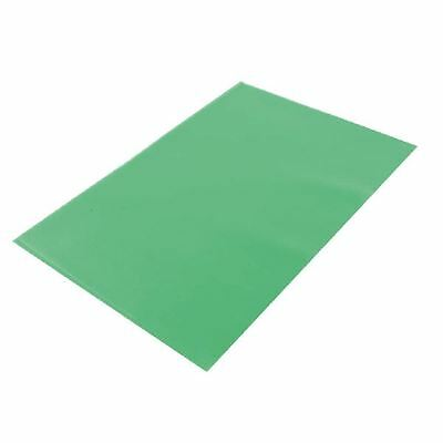 Q-Connect Green Cut Flush A4 Folder (Pack of 100) KF01488 [KF01488]