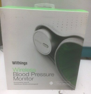 Withings Wireless Blood Pressure Monitor for Apple and Android Devices