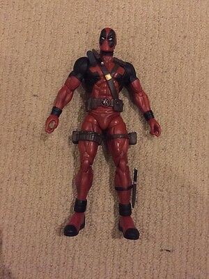 Marvel Select Deadpool Loose Action Figure 7""
