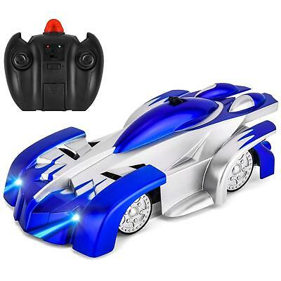 RC Wall Climbing Car USB Rechargeable Remote Control Toys 360° Rotating Boy Gift