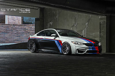 2015 BMW M4 Base Coupe 2-Door BMW M4 F82 Liberty Walk kit