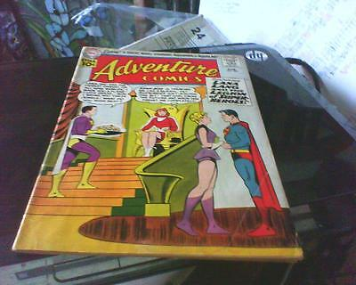 LEGION OF SUPER-HEROES 5th APP ADVENTURE COMICS 282 WITH FREE FOIL BALLOON