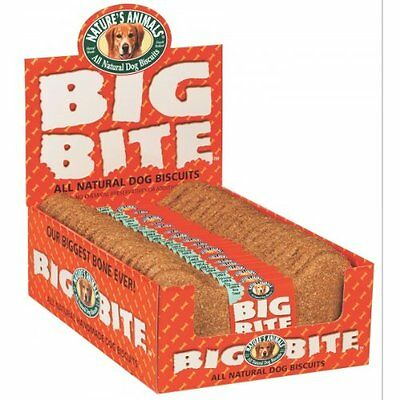 Big Bite Lamb and Rice Dog Biscuit (24-Pack)