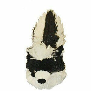 Multipet Bouncy Burrow Buddies Babies  Dog Toys, 8-Inch