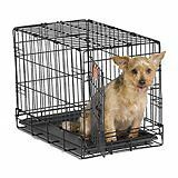 iCrates 18 X 12 Single Door w/divider panel by 1-800-petmeds