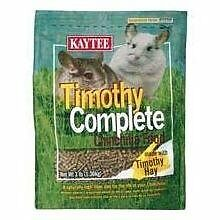 Timothy Complete Chinchilla Food