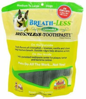 Ark Breathless Toothp Md Lg 18z
