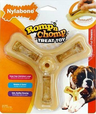 Romp-N-Chomp Triple Treat Holder For Dogs
