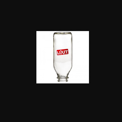 Lixit 32 oz Glass Replacement Water Bottle