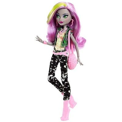 Monster High Fashion Moanica