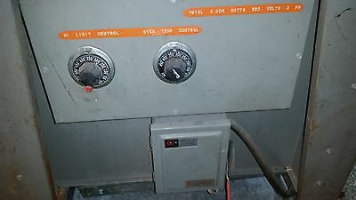 """Drying Industrial Oven for Powder Coating or Drying Plastic 62""""x32""""x28"""""""
