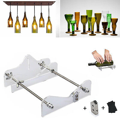 NEW Glass Wine Beer Bottle Cutter Machine Cutting Tool for Home Kithchen Decor