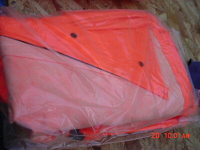 High Visibility ArcLite 2 Piece Safety RAINSUIT  Pro series 2XLarge
