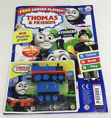 Thomas & Friends Magazine #733 - Gift Issue! (New)
