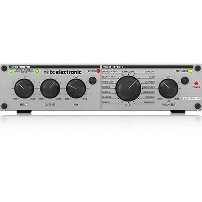 TC Electronic M100 Stereo Multi-Effects Reverb Delay Chorus Digital Processor