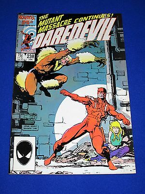 DAREDEVIL Issue #238 [Marvel 1987] VF/NM or Better!