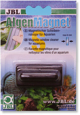 JBL Algae Magnet Small Cleaner for Aquarium Fish Tank 6mm
