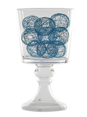 Glass Footed Conical Goblet 43 - Size 43 x 22.5cm
