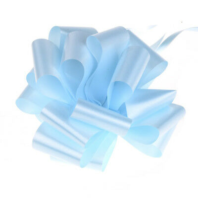 Pull Bows 50mm (20) Ice Blue - Width 50mm Pack of 20