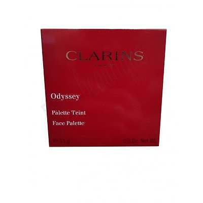 Clarins Odyssey Face Palette 11g - BRAND NEW BOXED - FREE P&P - UK