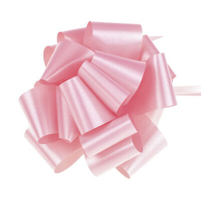 Pull Bows 50mm (20) Blush - Width 50mm Pack of 20