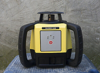 Leica Rugby 610 Self Leveling Rotating Laser Level(laser only)
