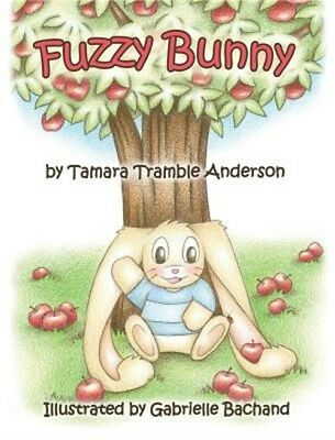 Fuzzy Bunny (Hardback or Cased Book)