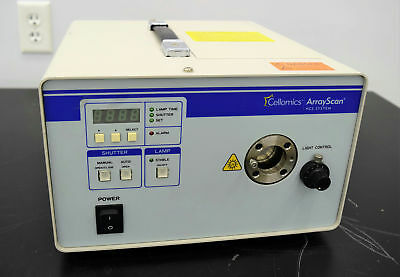 Thermo Cellomics L7212-44 Array Scan HCS Excitation Light Source Low Hours