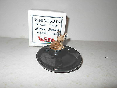 Wade Whim Trays Whimtrays - Fawn - Black - New in Box