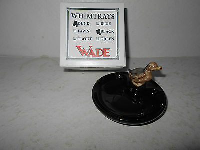 Wade Whim Trays Whimtrays - Duck - Black - New in Box