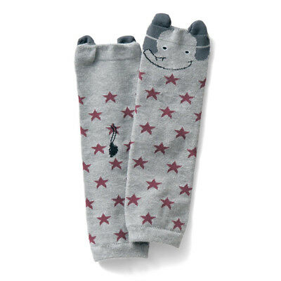 1 Pair Soft Cotton Baby Kids Winter Leg Warmers Socks Child Knee Pads Z9N3