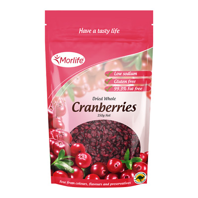 Dried Cranberries 150g