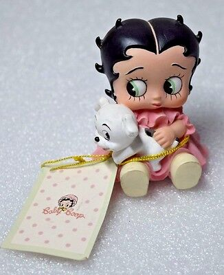Baby Betty Boop Figure / Figurine by Westland # 6885